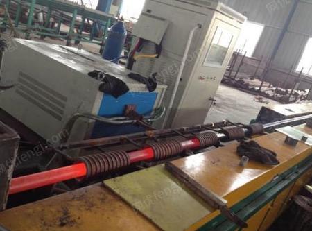 圆钢、钢管调质热处理生产线出售