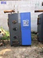 出售二手300公斤500公斤一吨两吨生物质蒸汽发生器