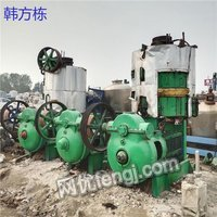 安徽安庆出售200型二手榨油机