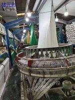 大量回收二手1500型大机四梭圆织机