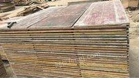 高价回收木材  方木  模板