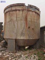 出售台湾川佳产50立方高浓碎浆机