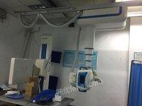 医院彩色多普勒超声诊断仪、X光机等机器设备一批网络拍卖