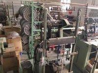 织带制品厂烫带机.拉纱机.织带机等设备一批网络拍卖