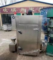 山东潍坊厂房低价出售二手金属探测仪盐水注射机滚揉机斩拌机等