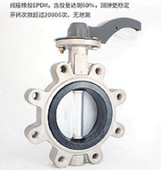 工厂直供LTD71X-10P不锈钢手柄凸耳蝶阀现货