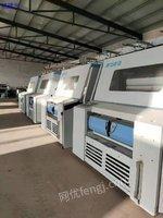 山东出售17年纺织机梳棉机共12台