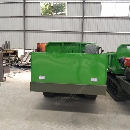 出售果园用履带搬运车 建筑工程砂石履带运输车