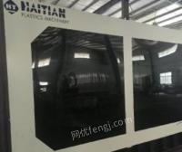 广东深圳工厂转让海天注塑机1000吨