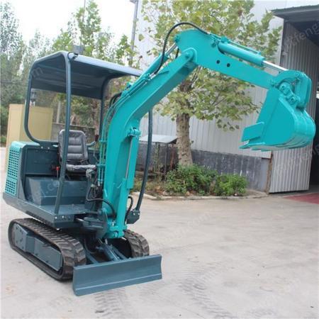 树坑挖坑用1吨微型挖掘机出售