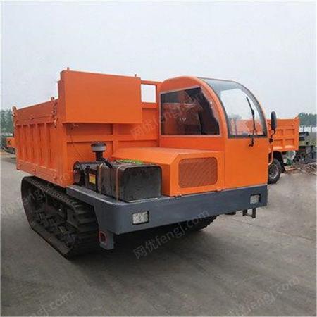 3吨履带式运输车 农用自卸履带运输车出售