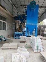 砖瓦厂拆迁处理PC制砖机,抛丸机各1台(详见图)