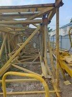 长期回收二手塔吊/施工电梯