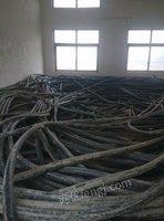 大量回收废旧电线电缆