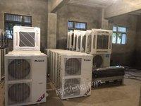 大量回收空调设备.压缩机