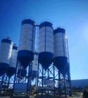 辽宁沈阳出售搅拌站设备,各种水泥罐各种型号油罐铁罐水罐火车罐,锅炉