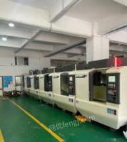 广东深圳库大量现货2018年钻攻中心台群精机t500h出售