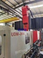 厂家处理二手台湾铀兴UDM-2616数控龙门加工中心二手2.4x1.4米龙门二手