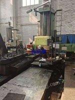 机械厂急售二手中捷TPX6213x56落地镗二手落地镗