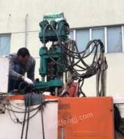 苏州鑫昱泰二手立式注塑机出售