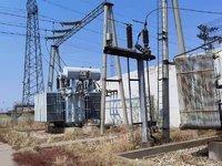 变电站出售两台五万的变压器、电缆铜等