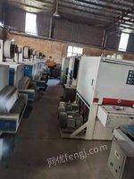 长期大量回收滚涂机,干燥机,流平机,固化机,砂光机