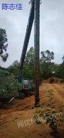 神钢挖掘机320长臂19米
