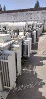 河南回收二手变压器,焦作电力设备回收