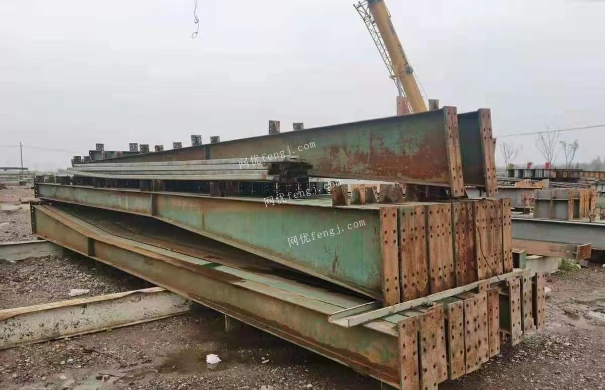 出售50-60万平方二手钢结构厂房、库房、航车房、重钢