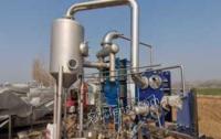 山东济宁二手2吨三效蒸发器出售