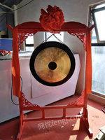 洛阳市中国风启动仪式卷轴 铜锣启动道具出租