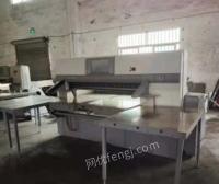 广东深圳出售1台闲置2011年德国波拉1760x原装电脑程控切纸机   看货议价.