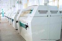 工厂急购二手面粉设备一套 200-400吨