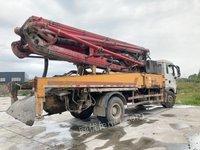 转让科尼乐37米天泵车臂架泵