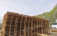辽宁沈阳出售一批九成新二手木托盘(1140x1140,1300x1100)