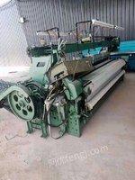 Sale of domestic towel used small rapier loom