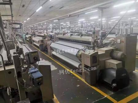 Handle 1 batch of second-hand air-jet looms,a series of domestic Tianyi
