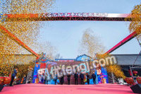 安阳市彩虹旋风机 LED气柱机舞台氛围渲染道具出租