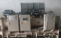 广东东莞99成新海尔磁悬浮机450匹低价出售