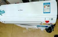 河南郑州美的1匹冷暖空调700出售