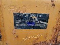 供应二手美国卡特683E单钢轮压路机