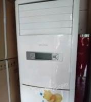 河南洛阳转让一台大三匹美的柜机冷暖空调,带3管子,可送货安装。