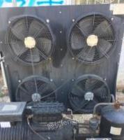 辽宁锦州15匹冷库机组出售中