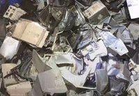 大量回收各种废旧钢材