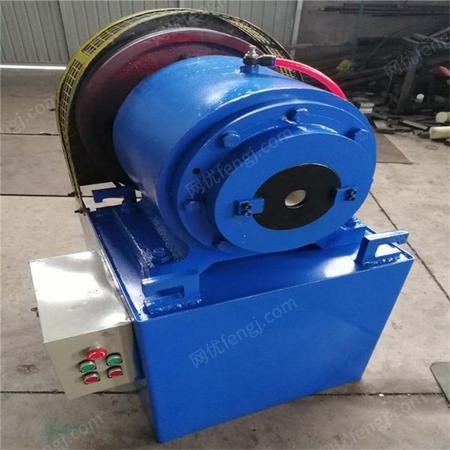 低噪音锥形缩口机 家具腿电动缩管机 钢管铁管锥度缩管机出售