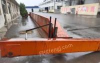 山西太原出售10吨单梁行车99成新,需要的联系
