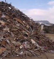 高价回收各种废铁