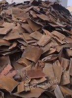 大量回收各种废钢铁
