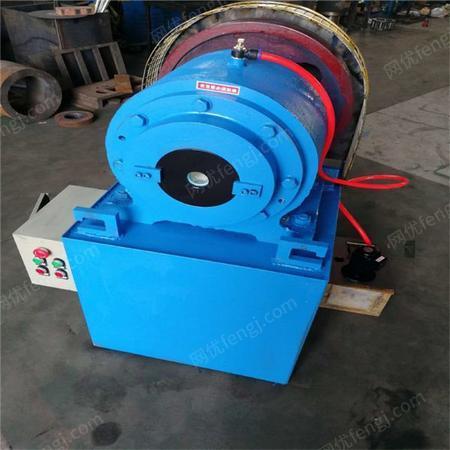不锈钢管缩尖机 钢管铁管缩管机 实心铝管缩管机出售