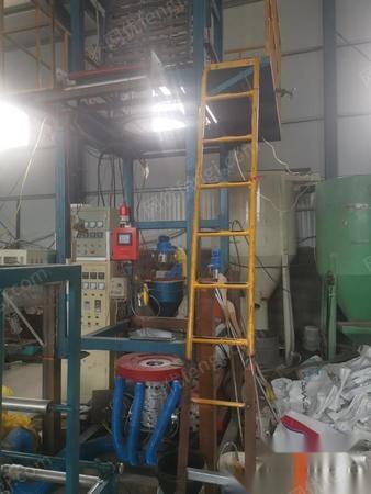 山东枣庄吹膜机制袋机出售